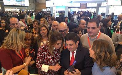 La provincia se promociona en Fitur 2018 con Úbeda y Baeza, el oleoturismo y el turismo activo