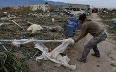 Cajamar empieza a pagar a los afectados por los tornados