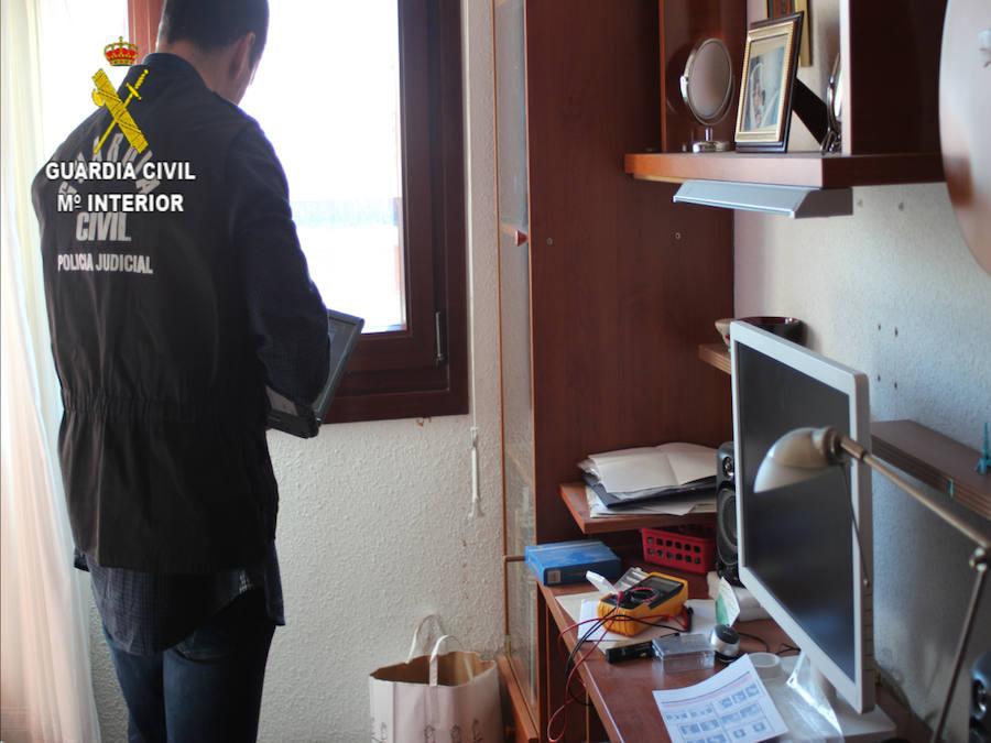 Un detenido en Guadix en una operación contra la pornografía infantil