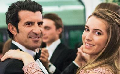 El falso escándalo sexual que ha afectado a la hija de Luis Figo