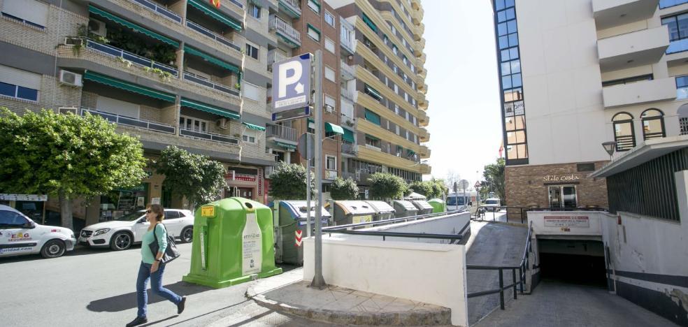 Motril inicia el procedimiento para deshacerse de su céntrico párking de la plaza del Tranvía