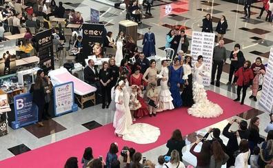 Los espectaculares vestidos de novia y fiesta presentados en Granada que marcarán tendencia