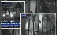 'Espejo Público' muestra el vídeo del momento en el que 'El Chicle' intentó secuestrar a la chica de Boiro