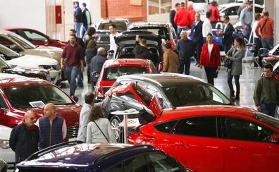 En Granada se vendió en 2017 un coche nuevo cada media hora