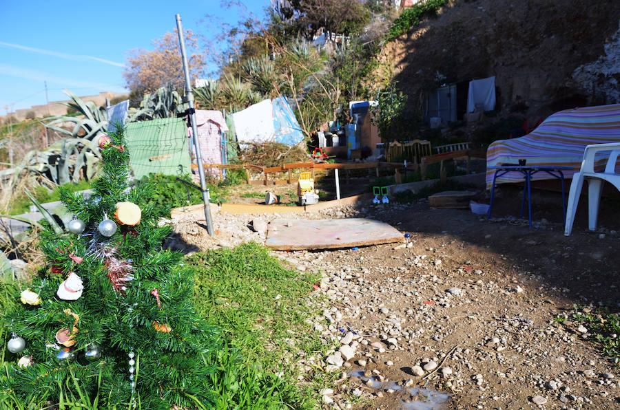 Así es la vecindad 'okupada' de Granada