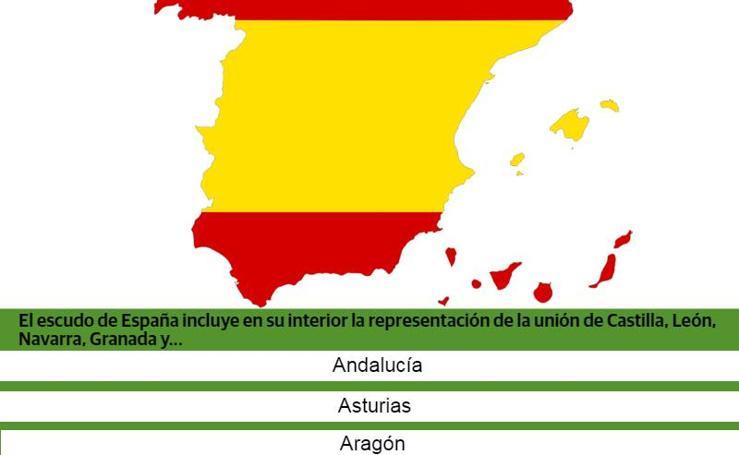 25 preguntas para obtener la nacionalidad española