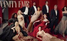 El polémico error de Photoshop en la portada de 'Vanity Fair'