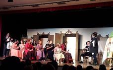 Lorca centra la última función del ciclo de teatro de Bailén
