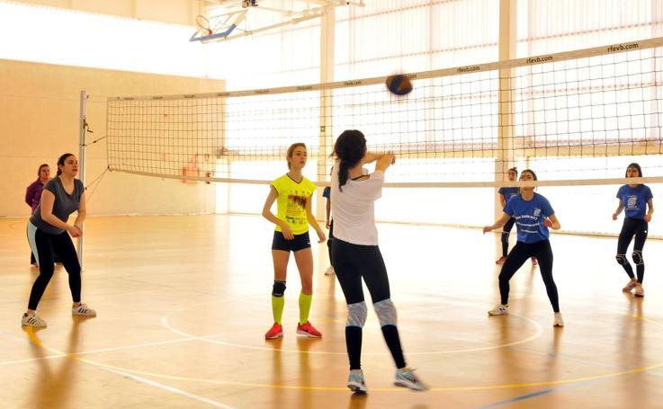 Así se vive el deporte en Linares