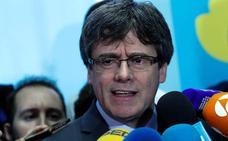 Puigdemont: «No hay ningún otro candidato posible»