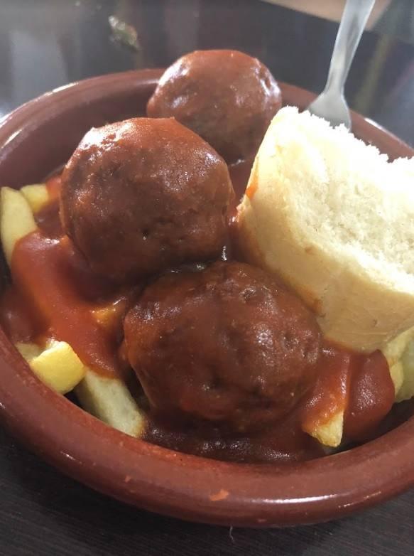 Un recorrido por las mejores tapas veganas de Granada