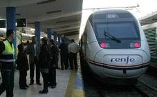 Detenido un tren Sevilla-Jaén por la alarma generada entre los pasajeros por una maleta olvidada