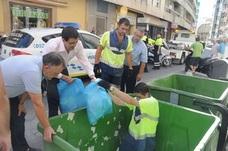 El día que el dinero del Granada CF apareció en un contenedor