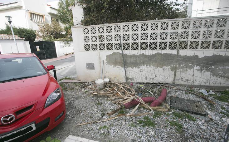 """Figares, el barrio de Almuñécar """"abandonado"""""""