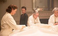 'El hilo invisible', el adiós al cine de Daniel Day-Lewis, llega a las salas