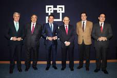 Gerardo Cuerva, reelegido presidente de la CGE