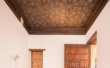La Alhambra abre al publico por primera vez el vestíbulo del Alcázar