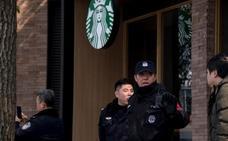 Una camioneta se incendia y deja 18 heridos en un atropello múltiple en Shanghái
