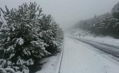 Permitido el acceso a Sierra Nevada sin el uso de cadenas