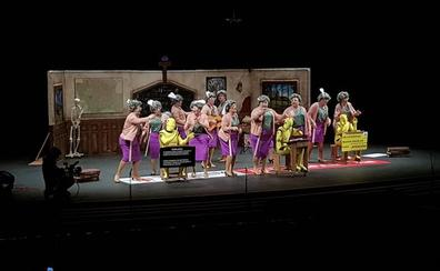 El Teatro Cervantes acoge hoy la final del Concurso de Agrupaciones de Carnaval