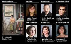 El palmarés de la 32ª edición de los Premios Goya