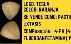 Alertan de las peligrosísimas nuevas pastillas con el logo de 'Tesla' que han llegado a España