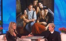 Jennifer Aniston no cierra la puerta a la vuelta de 'Friends'