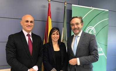 La Junta decidirá en 2018 si es viable que el metro llegue hasta Las Gabias