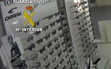 Detenido un vecino de Jaén por sustraer gafas en ópticas de la provincia