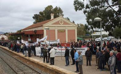 Fomento licitará antes de julio el tramo de AVE entre Murcia y Pulpí