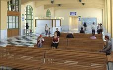La Estación de Autobuses de Jaén reabre los aseos tras su reparación