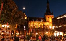 Lieja, urbe abierta y moderna de herencia medieval