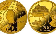 Las nuevas monedas de plata y oro de 10 y 200 euros que pronto llegarán a España