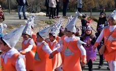 De Carnaval por la provincia