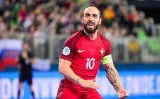 Portugal remonta ante España y conquista su primer título continental