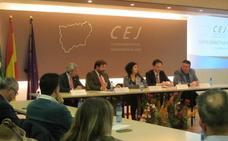 La CEJ ofrece un balance positivo de su actividad en la junta previa a la asamblea