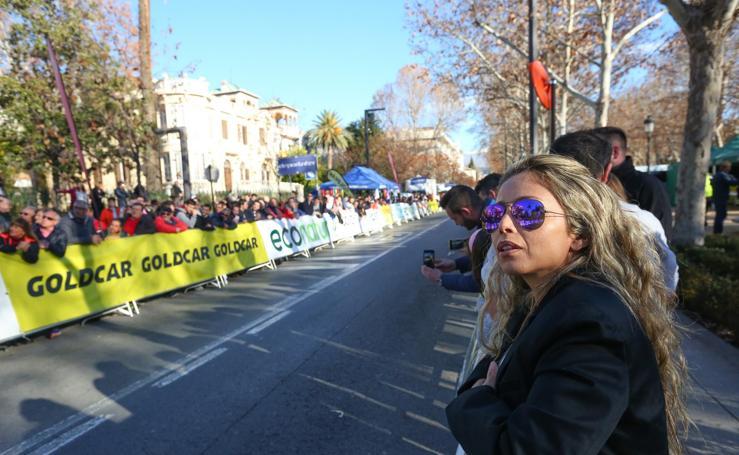 Así ha sido el paso de la Vuelta a Andalucía en Granada