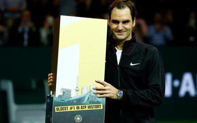 Federer arrebata el trono a Nadal