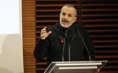 Miguel Bosé se borra de Oxfam