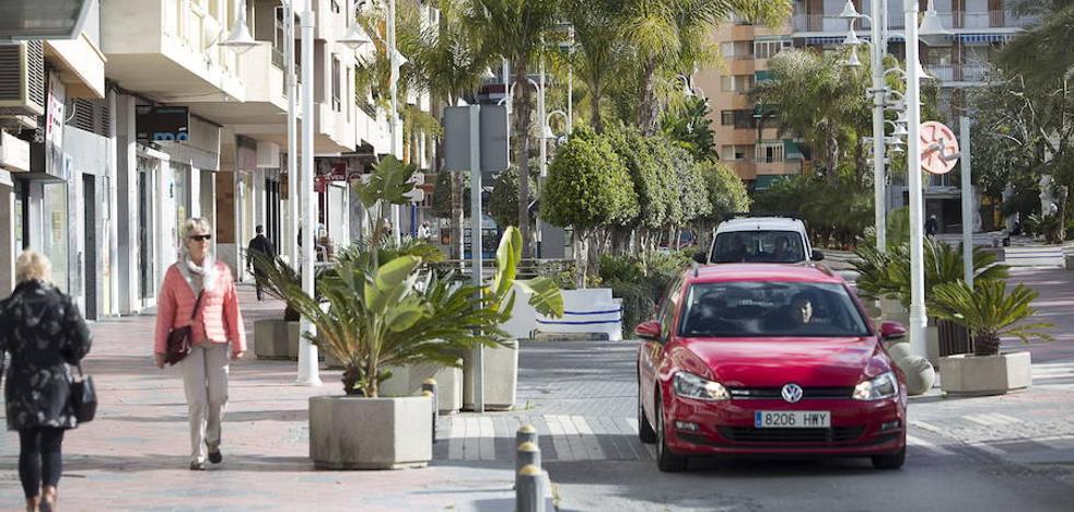 El Ayuntamiento de Almuñécar anuncia el inicio inminente de las obras en el paseo marítimo