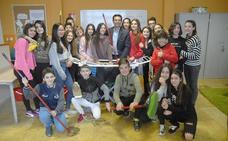 El Ayuntamiento de Granada educa a los niños y niñas en el reparto equitativo del trabajo en el hogar
