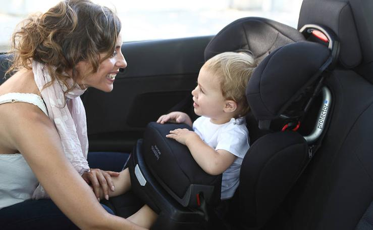 Las mejores sillas de bebé para el coche