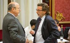 Luis de Haro se muestra dispuesto a seguir en el grupo de 'Vamos Granada'
