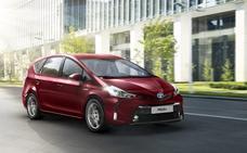 Toyota Prius+, mayor seguridad de serie