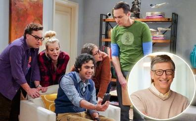 Bill Gates ficha por 'The Big Bang Theory'