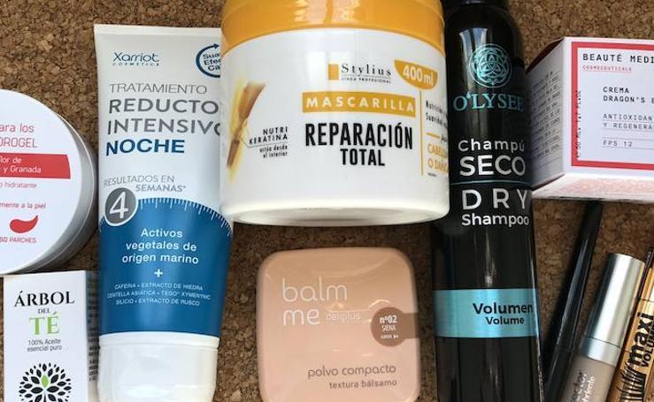 10 productos de belleza de Mercadona por menos de 6 euros