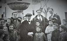 Órgiva inaugurará el Día de Andalucía dos esculturas dedicadas a García Lorca y Manuel de Falla