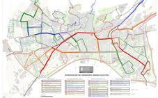 El Ayuntamiento de Granada eliminará la LAC y creará cinco grandes líneas y dos circulares
