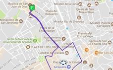 Procesiones este fin de semana de marzo en Granada: horario, cortes de tráfico y autobuses