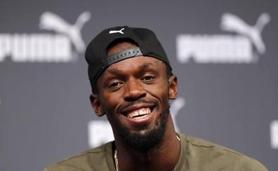 Bolt debutará en Old Trafford, pero su carrera futbolística tendrá que esperar